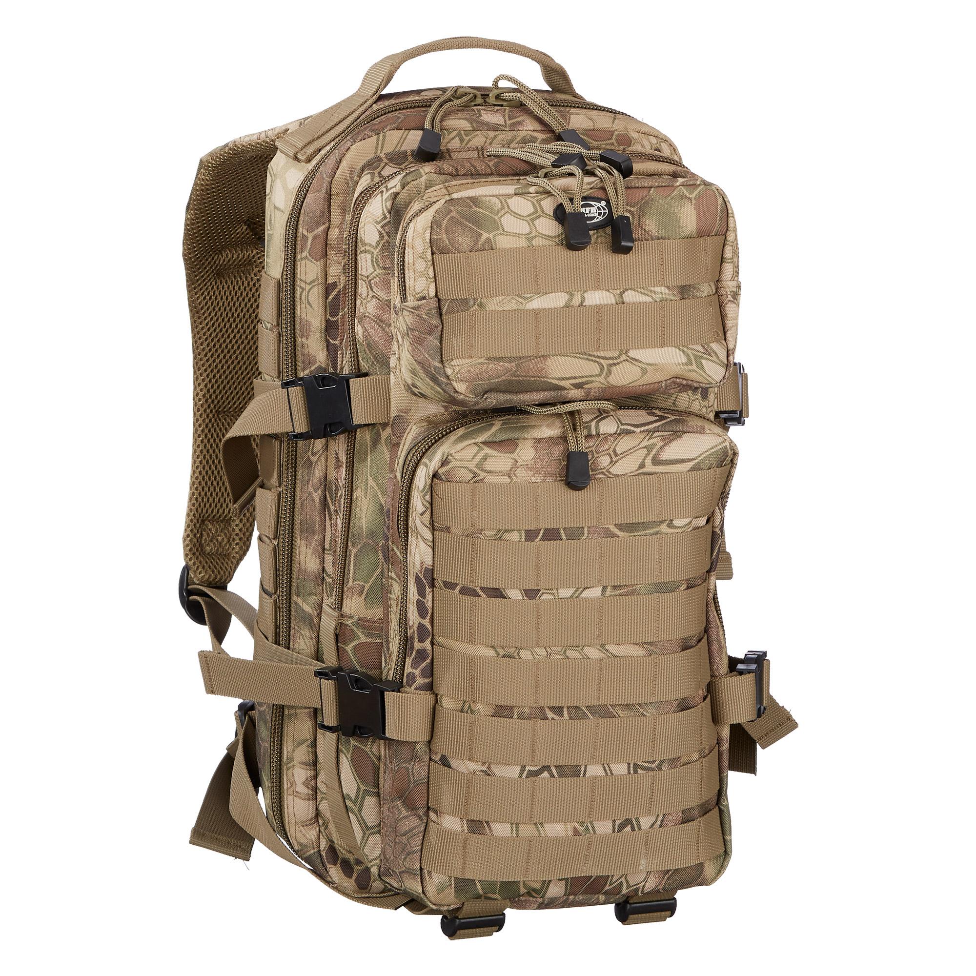 US Rucksack Assault I snake FG 30 L