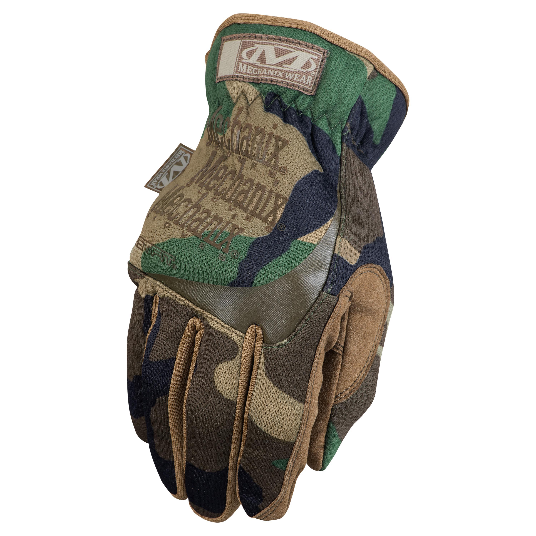 Mechanix Wear Handschuhe Fast Fit woodland II