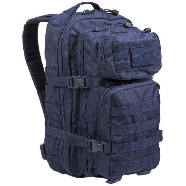 Rucksack US Assault Pack blau