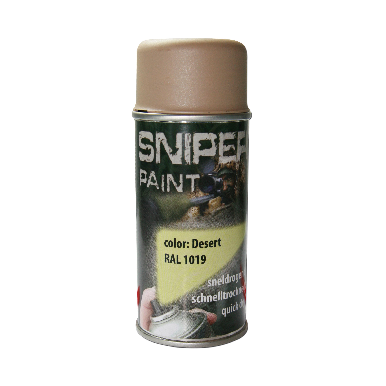 Sniper Paint Sprühfarbe desert