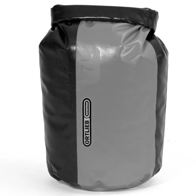 Ortlieb Packsack Dry-Bag PD350 7 Liter grau schwarz
