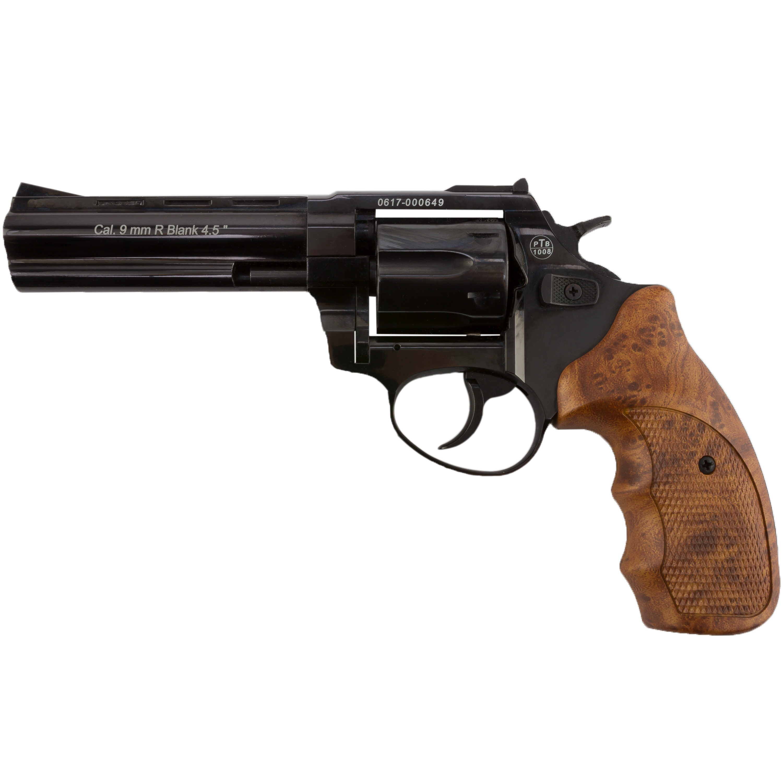 Zoraki Revolver R1 shiny 4.5 Zoll