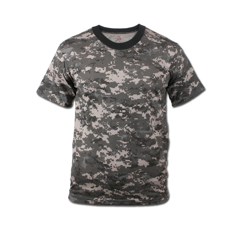 Kinder T-Shirt Rothco Digital Camo