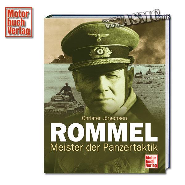 Buch Rommel - Meister der Panzertaktik