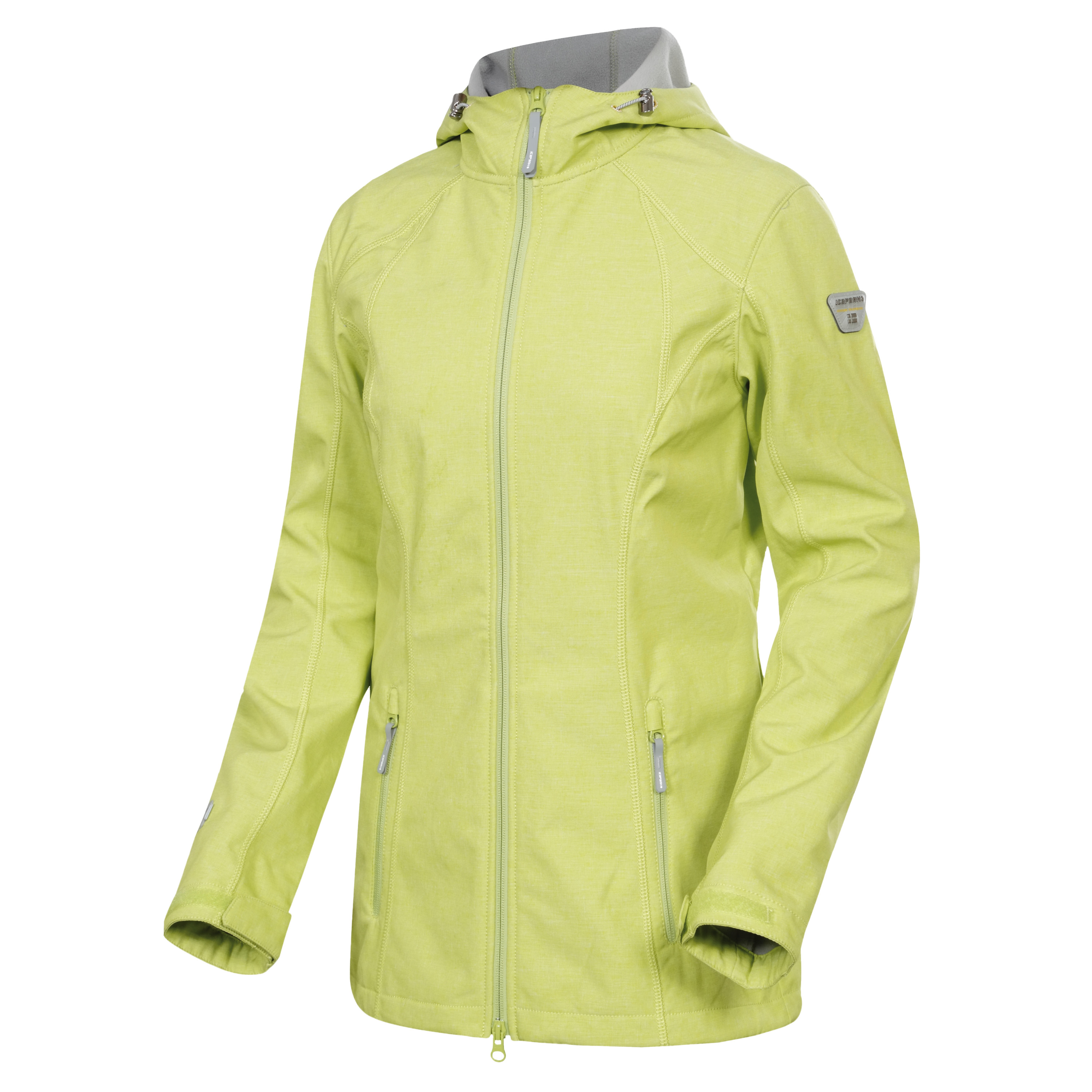 Jacke Icepeak Linnie Woman lime