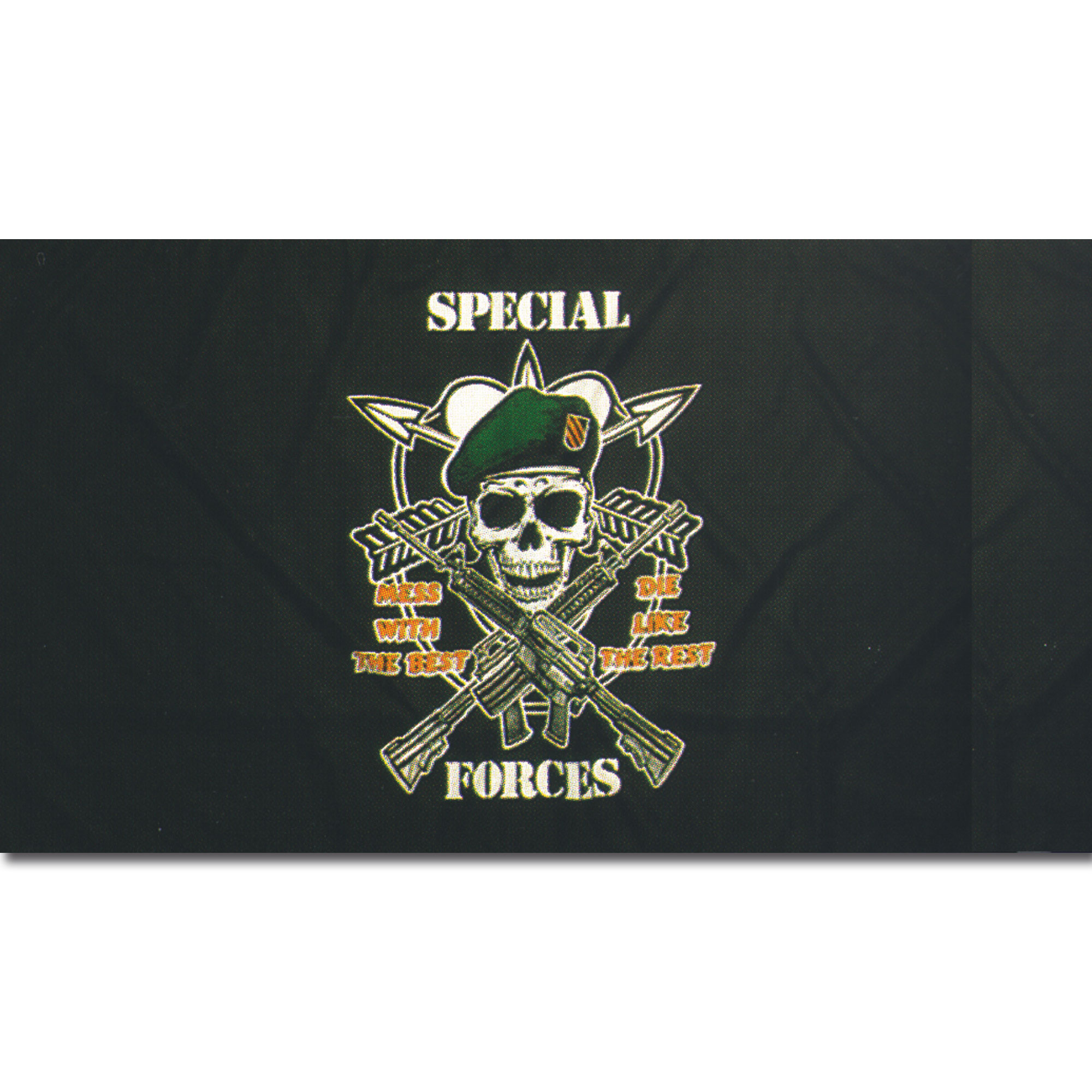 Flagge Special Forces