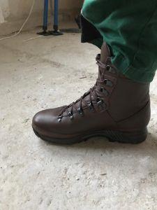 Der perfekte Stiefel für die Arb