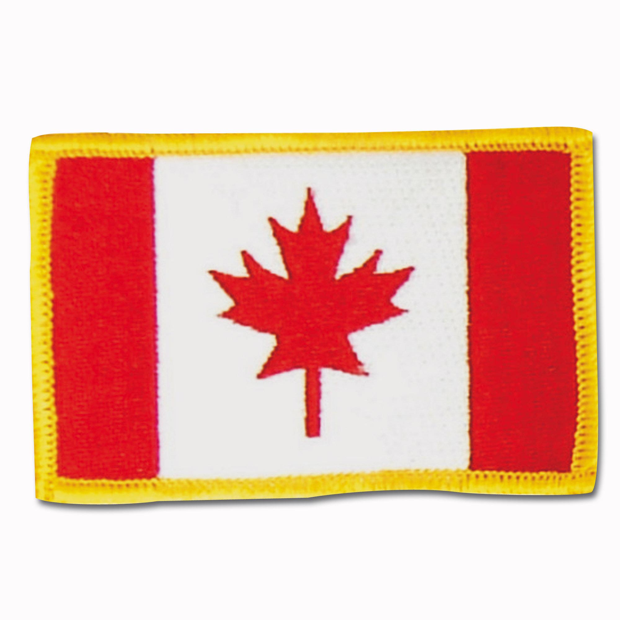 Abzeichen Flagge Kanada