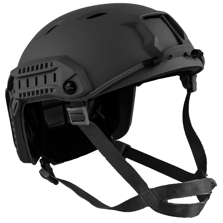 US Helm FAST Fallschirmjäger schwarz 2. Wahl