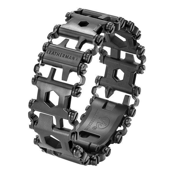 Leatherman Multitool Tread schwarz