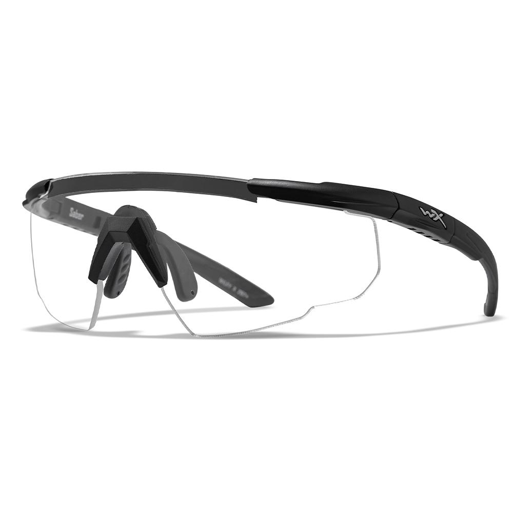 Wiley X Schutzbrille Saber Advanced klar