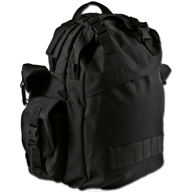 Rucksack Patrol schwarz