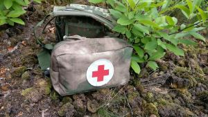 Selfmade First Aid Kit
