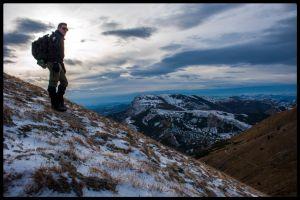 Winter Alpes de Ht Provence