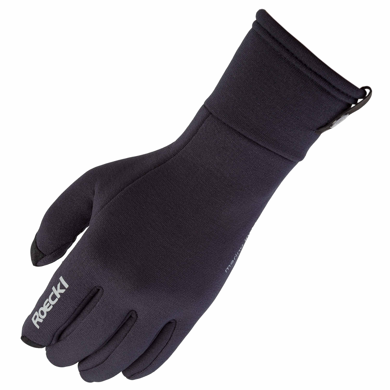 Roeckl Handschuhe Katari schwarz