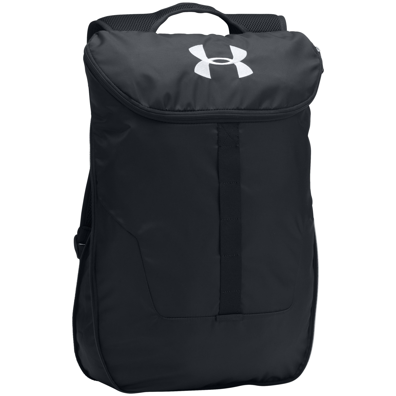 Under Armour Rucksack Expandable Sackpack schwarz