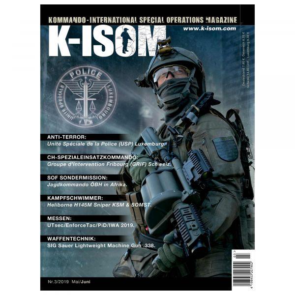 Kommando Magazin K-ISOM Ausgabe 03-2019