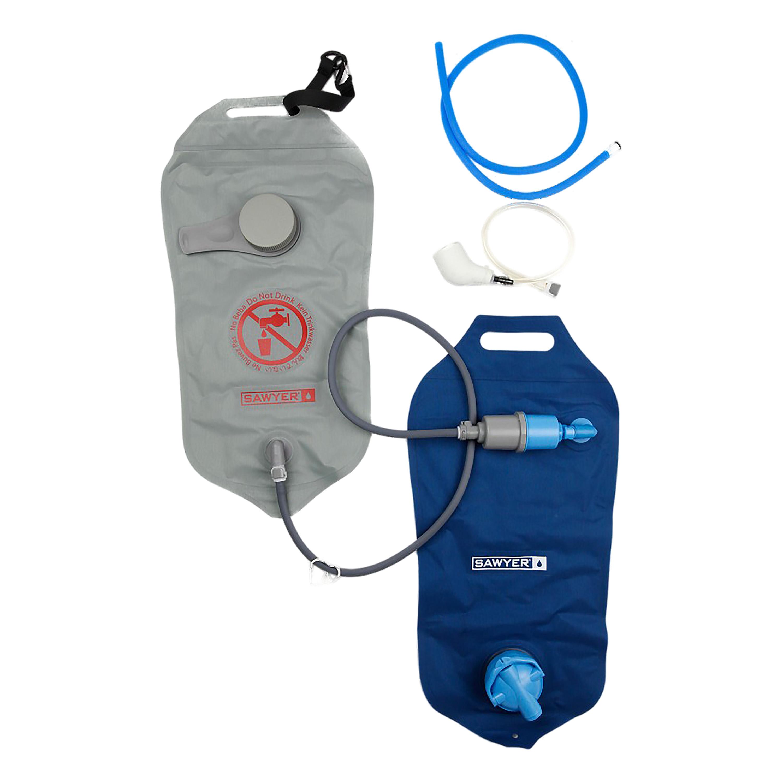 Sawyer Komplettes 4L Wasser-Filtersystem