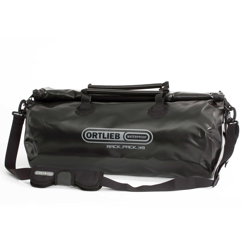 Ortlieb Packsack Rack-Pack 49 Liter schwarz