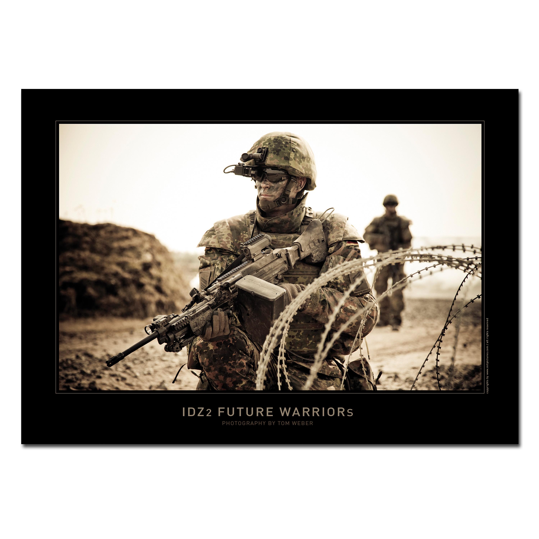 Poster Future Warrior
