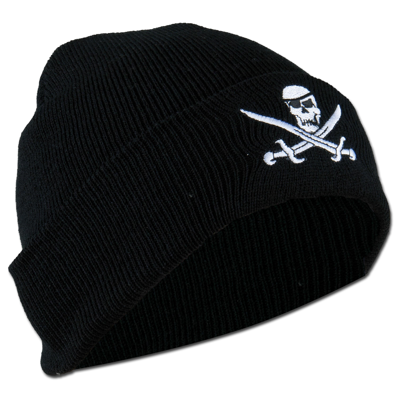 Rollmütze Pirat