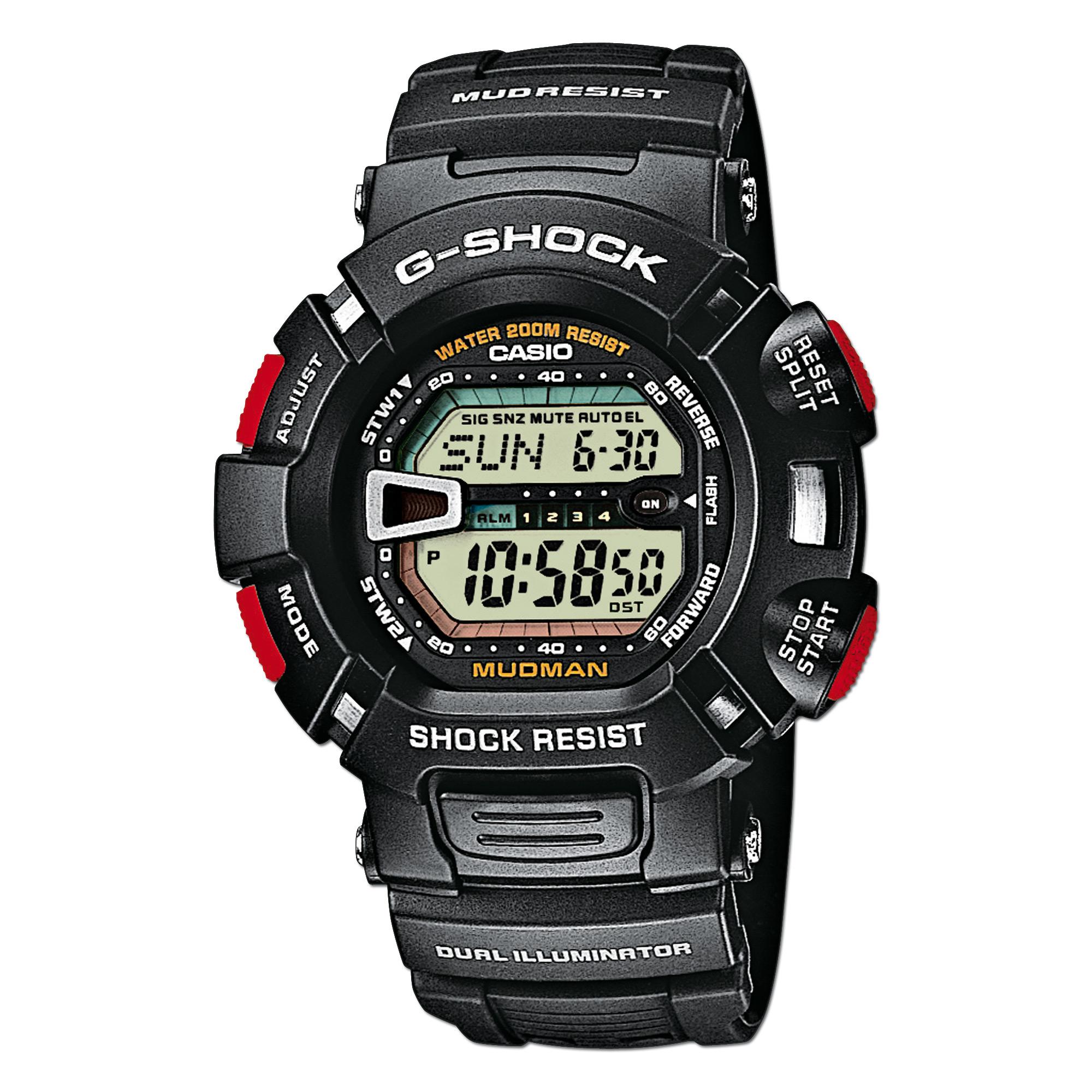 Uhr Casio G-Shock Mud Master