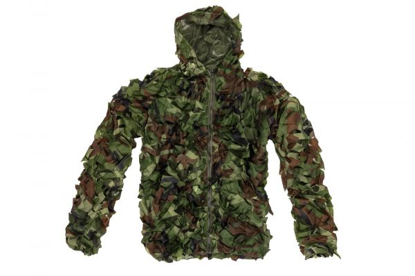 Ultimate Tactical Ghillie Suit Camouflage Set woodland