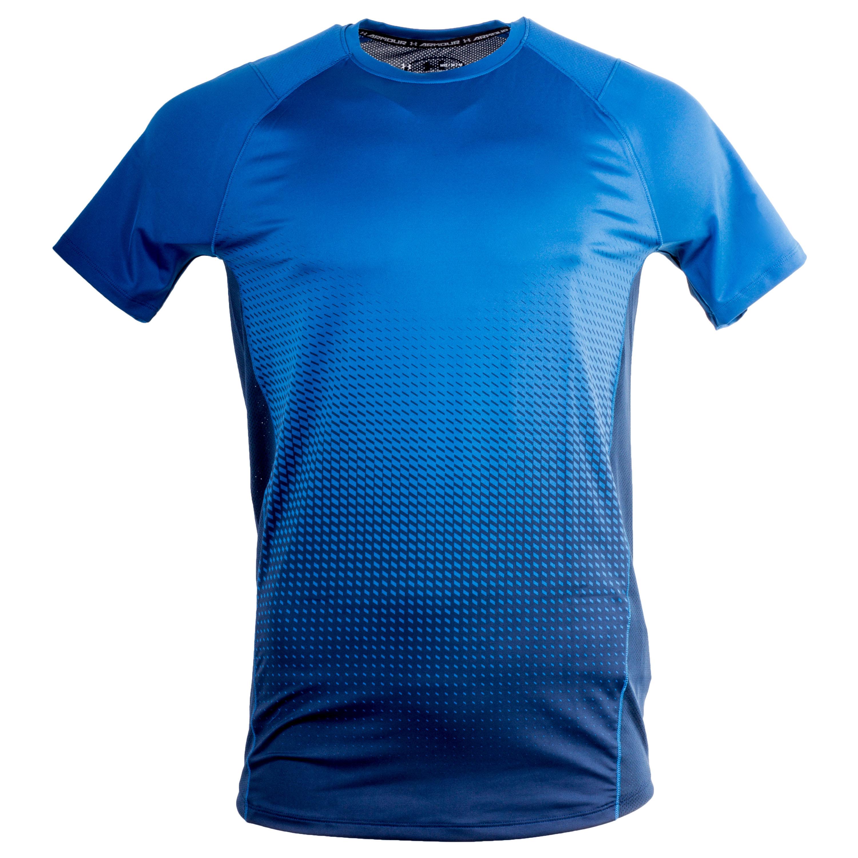 Under Armour Shirt Raid 2.0 Dash Fade blau