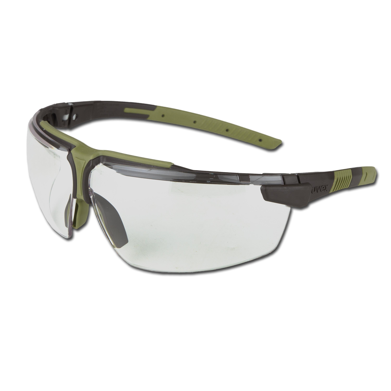 Schutzbrille Uvex i-3 schwarz