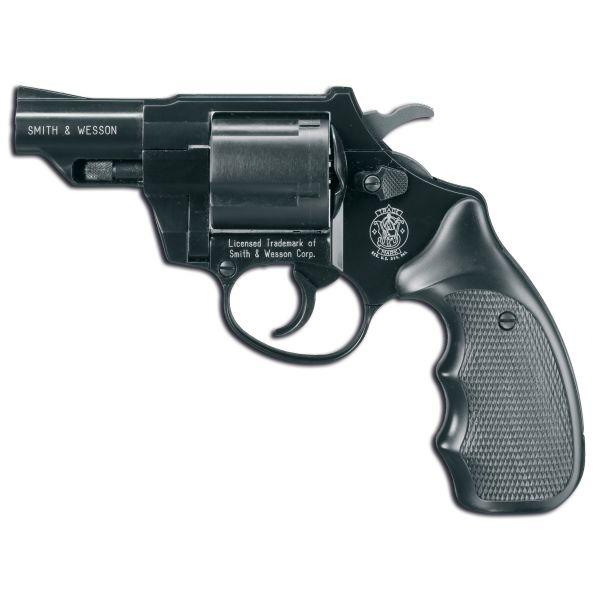 Revolver S&W Combat brüniert