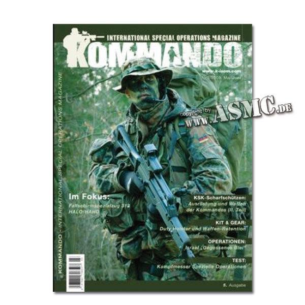 Kommando Magazin K-ISOM Ausgabe: 05