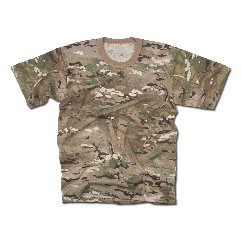 T-Shirt Rothco multicam
