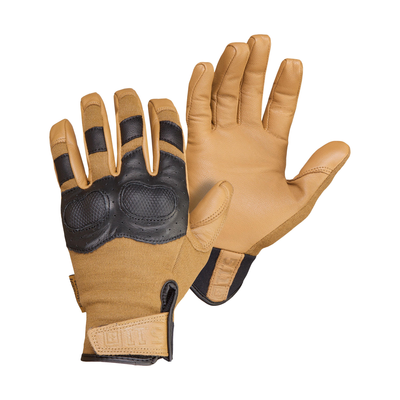 5.11 Handschuhe Hard Time coyote