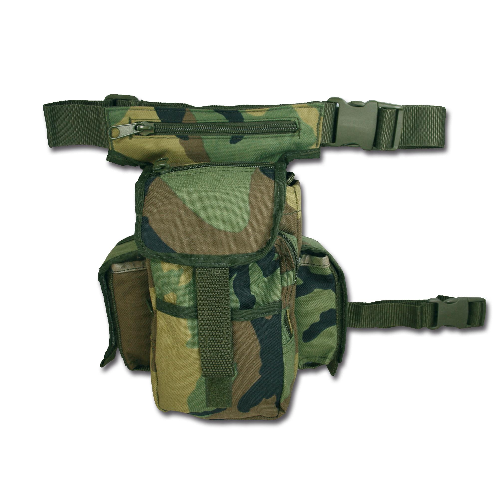 Multipack Mil-Tec woodland