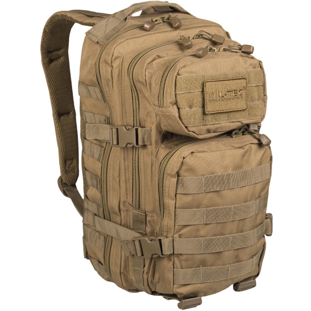 Rucksack US Assault Pack coyote