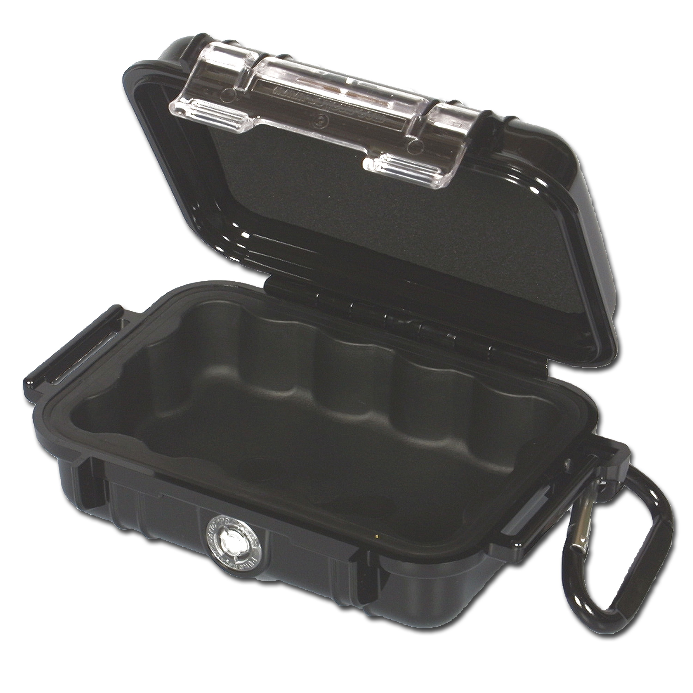 Peli Micro Box 1010 schwarz