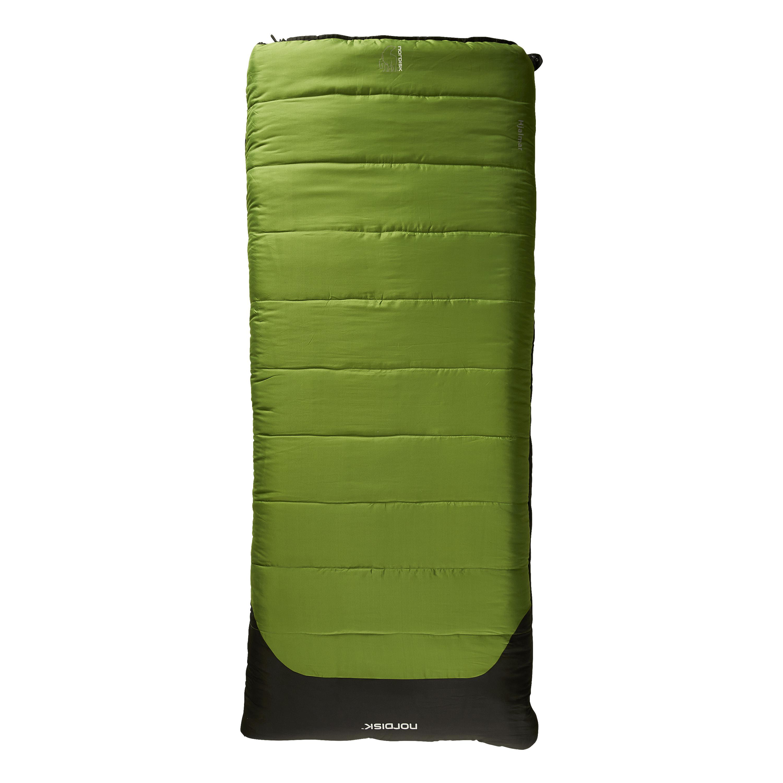 Nordisk Schlafsack Hjalmar +10 L schwarz grün