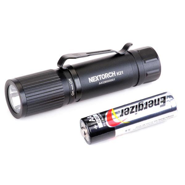 Nextorch Taschenlampe K21