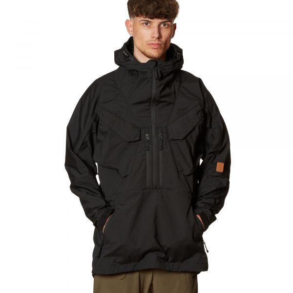 Helikon-Tex Jacke Pilgrim Anorak Jacket schwarz