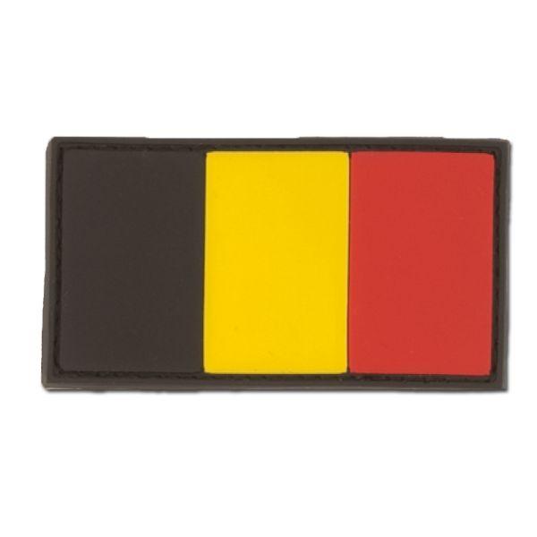 3D-Patch Belgien