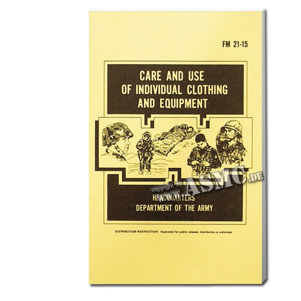Buch Care and Use