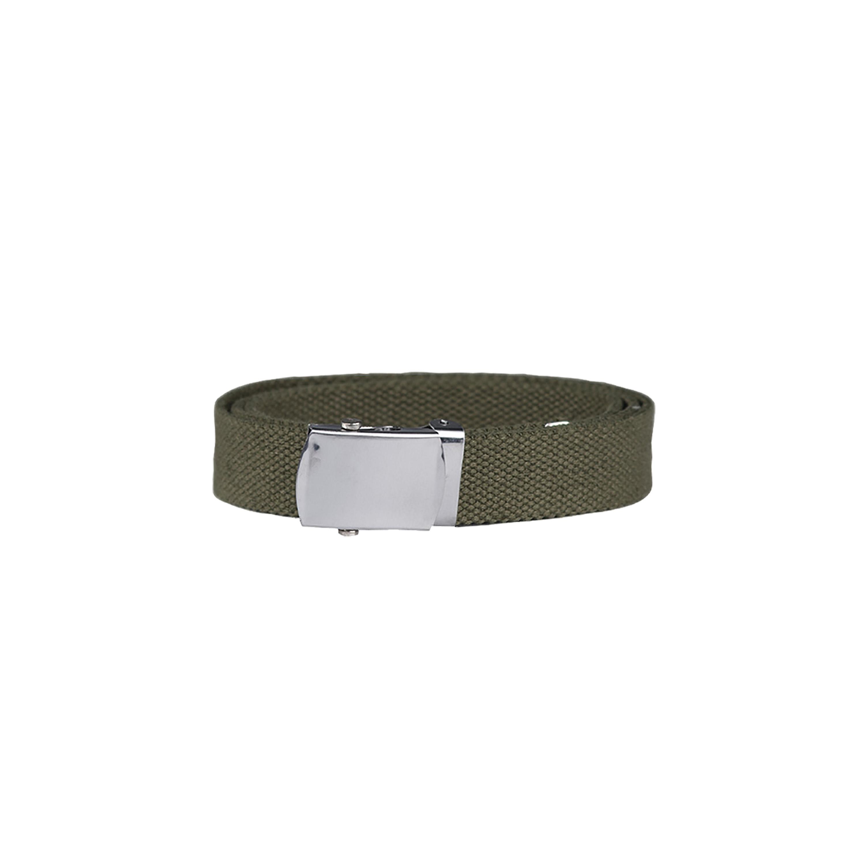 US Hosengürtel 25 mm Small oliv