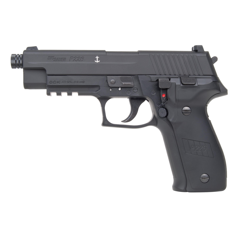 Pistole Sig Sauer P226 schwarz