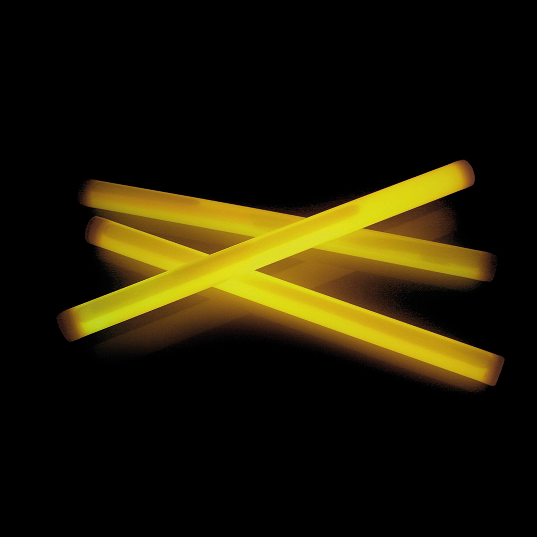 Monster-Knicklicht KNIXS gelb