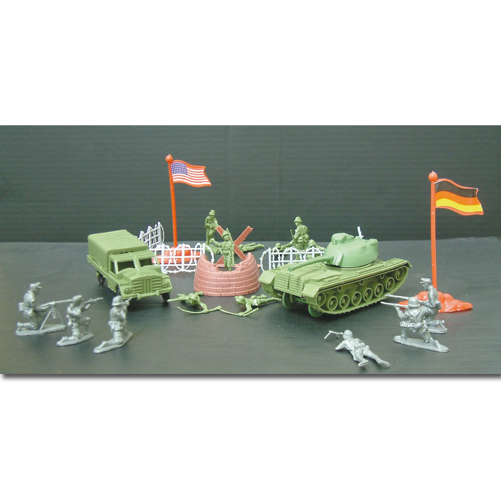 Soldaten Spielzeugsatz