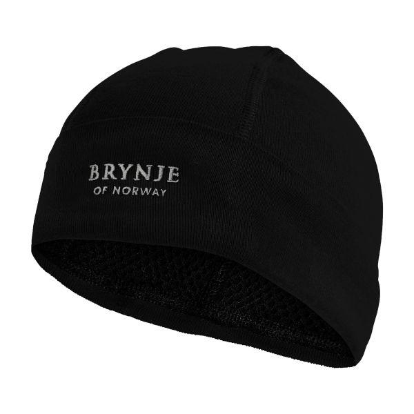 Rollmütze Brynje schwarz