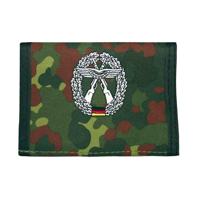 Portemonnaie LW Sicherungstruppe
