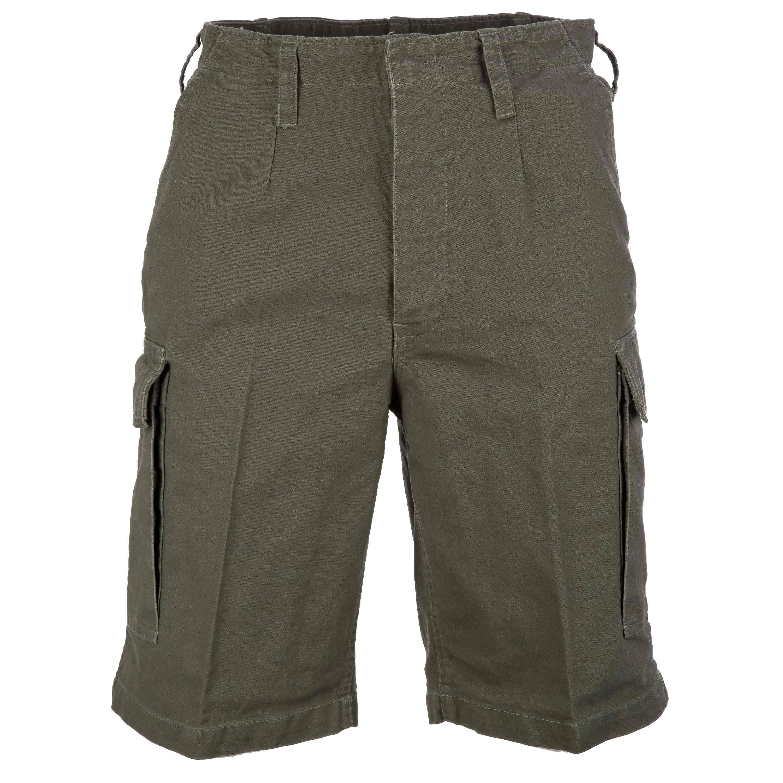 Moleskin Shorts Mil-Tec oliv