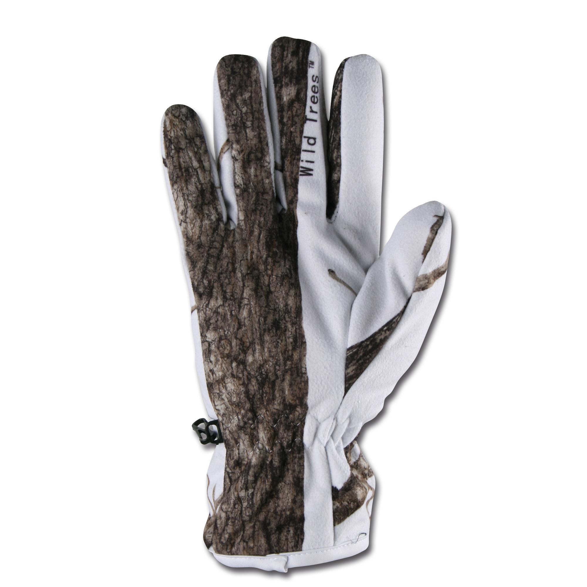 Handschuhe snow wild trees