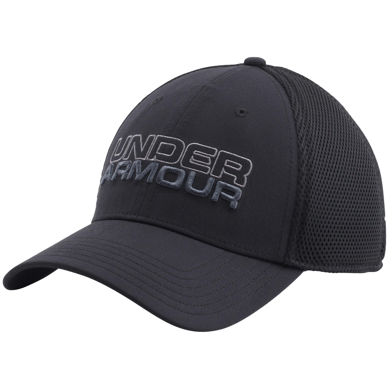 Under Armour Cap Mens Sports Style schwarz